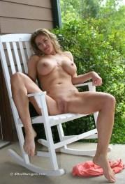 Anna Miller nude outdoor