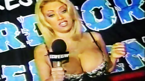 Jenna Jameson ecw interview