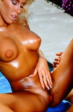 candi-evens-tanning-outdoor
