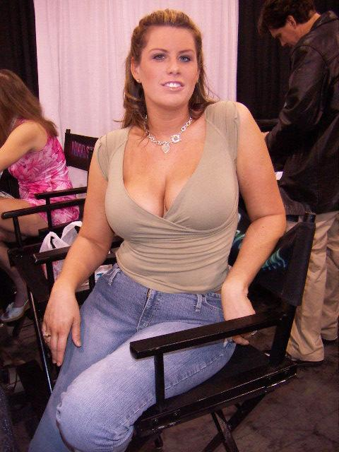 Lisa Sparxxx at Internext Expo in January 2005