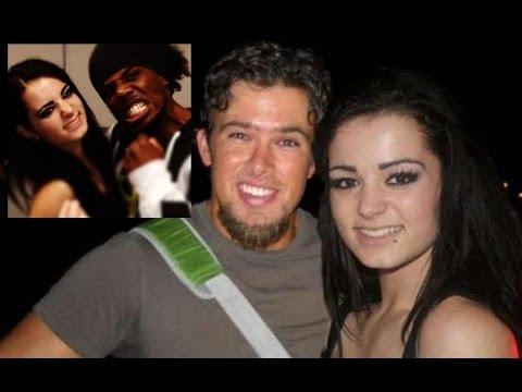 wwe Paige Brad Maddox Xavier Woods love triangle