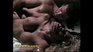 Jenna Jameson HOM hand over mouth