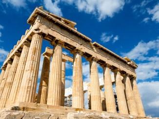 legado en la humanidad de grecia