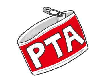 PTAの腕章