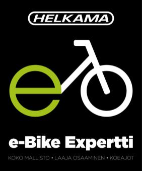 Helkama e-Bike Expertti