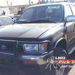 1995 Toyota 4runner Used Auto Parts Blue Island