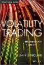 Volatility Trading by Euan Sinclair