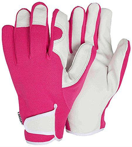 Overall a great pair of gloves for the ladies, gives protection against most gardening jobs and very well priced, you need to take a little care with thorny plants, although they do a really good job at stopping thorns, occasionally, a thorn will get through. However for the price they fantastic.