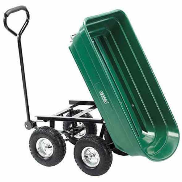 Draper Garden Tipper Cart Review