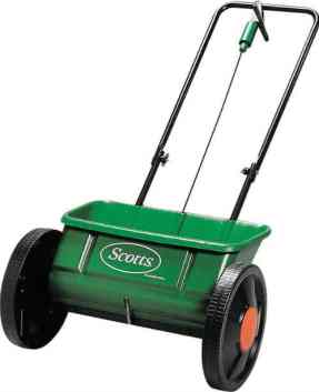 Best Grass Seed Spreader