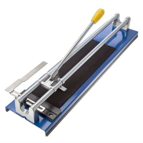 The Vitrex 102360TC 10 2360 50cm Heavy-Duty Tile Cutter is a great tool for reasonable domestic use.