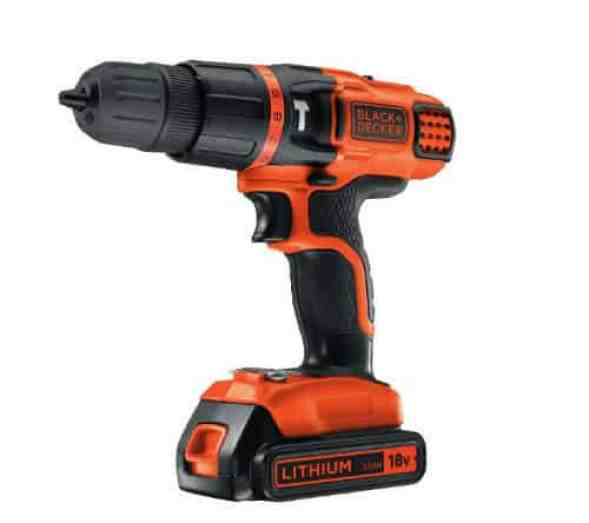 The Black Decker 2 Gear Hammer Drill is an okay product if you are not working on large projects and on a budget.  This product is only strong enough to handle more domestic tasks around the home and garden. Otherwise, it would probably buckle under the stress and overheat. It also lack the speed and high torque some tougher jobs may need.