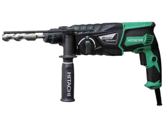 Hitachi DH26PX 26mm 240V SDS Plus Rotary Hammer Drill Review