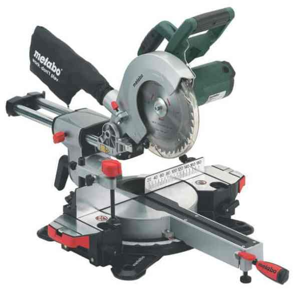 The Metabo KGS216M Crosscut and Mitre Saw is an affordable good quality machine for DIY applications. It feels sturdy, well built and gives the impression that thought has gone in to its design and manufacturing. It would be great to cut a range of different wood types and plastics. Its cutting depths and widths are good as well as the cutting capacities. You will love its compact and light design plus the kind of support it offers. Its job light will ensure there are no limits as to where you can work while dust control is also possible.