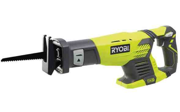 Ryobi RRS1801M ONE+ Reciprocating Saw Review