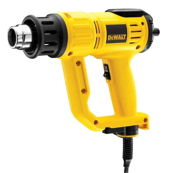 DeWalt 2000W 240V LCD Premium Heat Gun Review