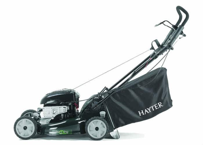 Hayter R53S 21-inch Self Propelled Electric Start Petrol Lawnmower Review