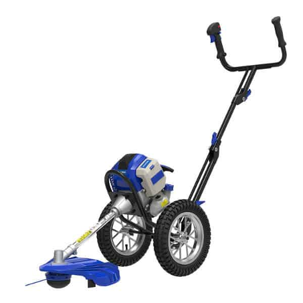 Hyundai HYWT5080 Petrol Wheeled Grass Strimmer Review