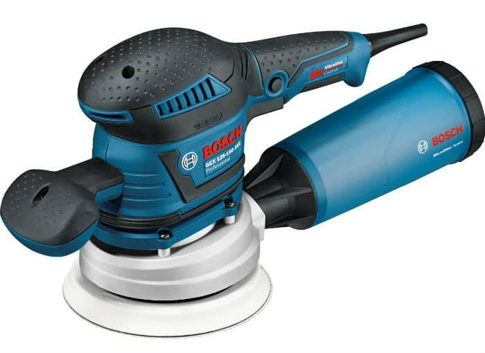 Bosch Professional GEX 125-150 AVE Random Orbit Sander Review