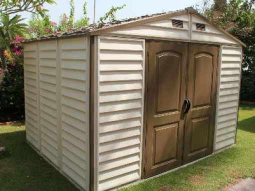 Duramax 10 x 8ft shed review