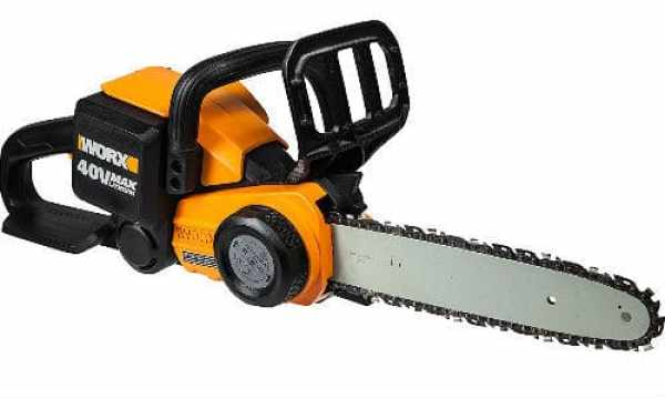 "We are a fan of Worx power tools and have all ways been a fan of their tools. This chainsaw is no different, overall the build quality is excellent and its comes through logs up to 8"" - 10"" without missing a beat."