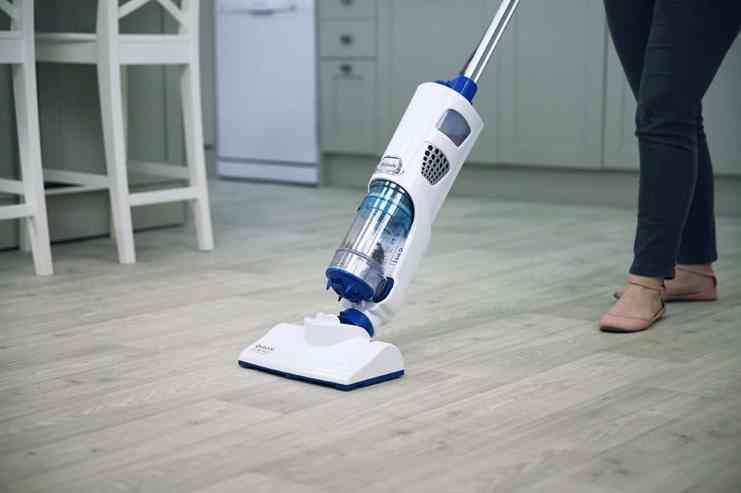Abode Pro+ Vac and Steam 2-in-1 Cleaner vacuum mode