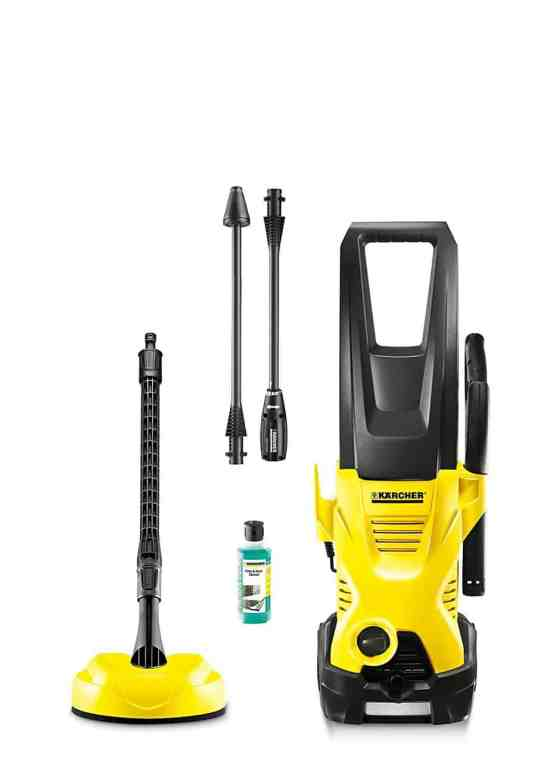 Best budget pressure washer - Kärcher K2 Premium Pressure Washer new review