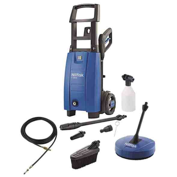 Nilfisk C120 6-6 PCAD X-Tra Pressure Washer review