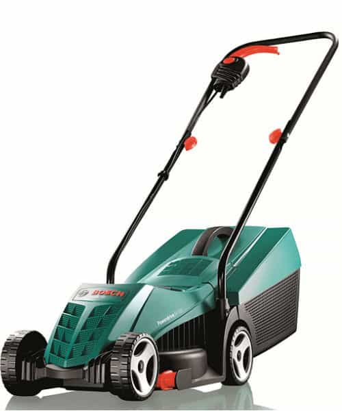 Bosch Rotak 32 R Electric Rotary Lawn Mower Review