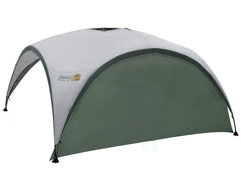 Coleman Event Shelter Sunwall review