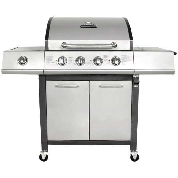 Bentley X Burner + 1 x Burner – Gas Barbecue 5 Burners Review