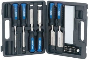 Draper Expert 88605 8 Piece Wood Chisel Set Review