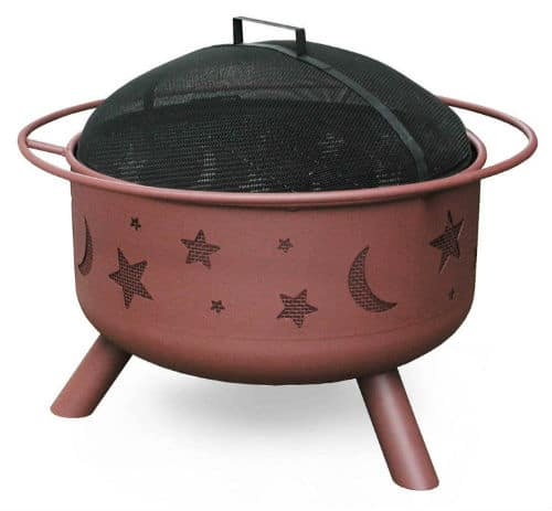 Landmann 28335 Big Sky Moons and Stars Fire Pit Review