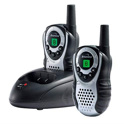 Binatone Latitude 150 Twin Pack Walkie Talkie Set Review