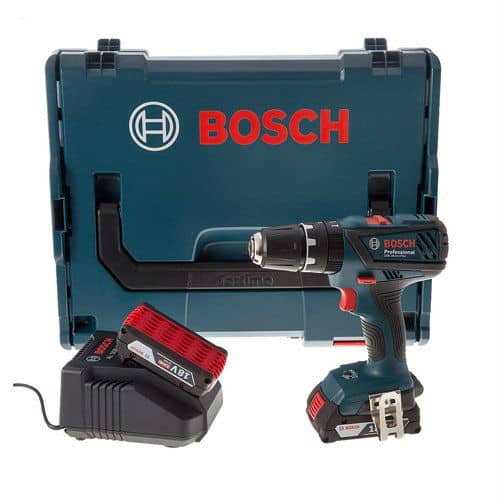 The Bosch Professional GSB 18-2-LI Plus Cordless Combi Drill