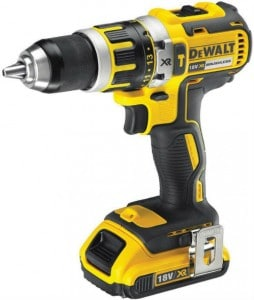 DeWalt DCD795D2 18V XR Brushless Compact Lithium-Ion Combi Drill Review