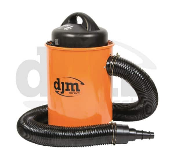 DJM Workshop 1100 watt Dust and Chip Collector Extractor Review