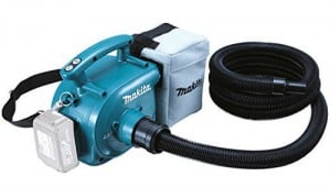 Makita DVC350Z 18V Cordless Li-Ion Dust Extractor Review
