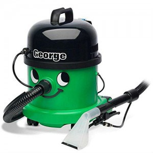 Numatic GVE370-2GREEN George Bagged Cylinder 3 in 1 Vacuum Cleaner Review