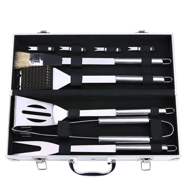 Discoball BBQ Grill Tools Set Review