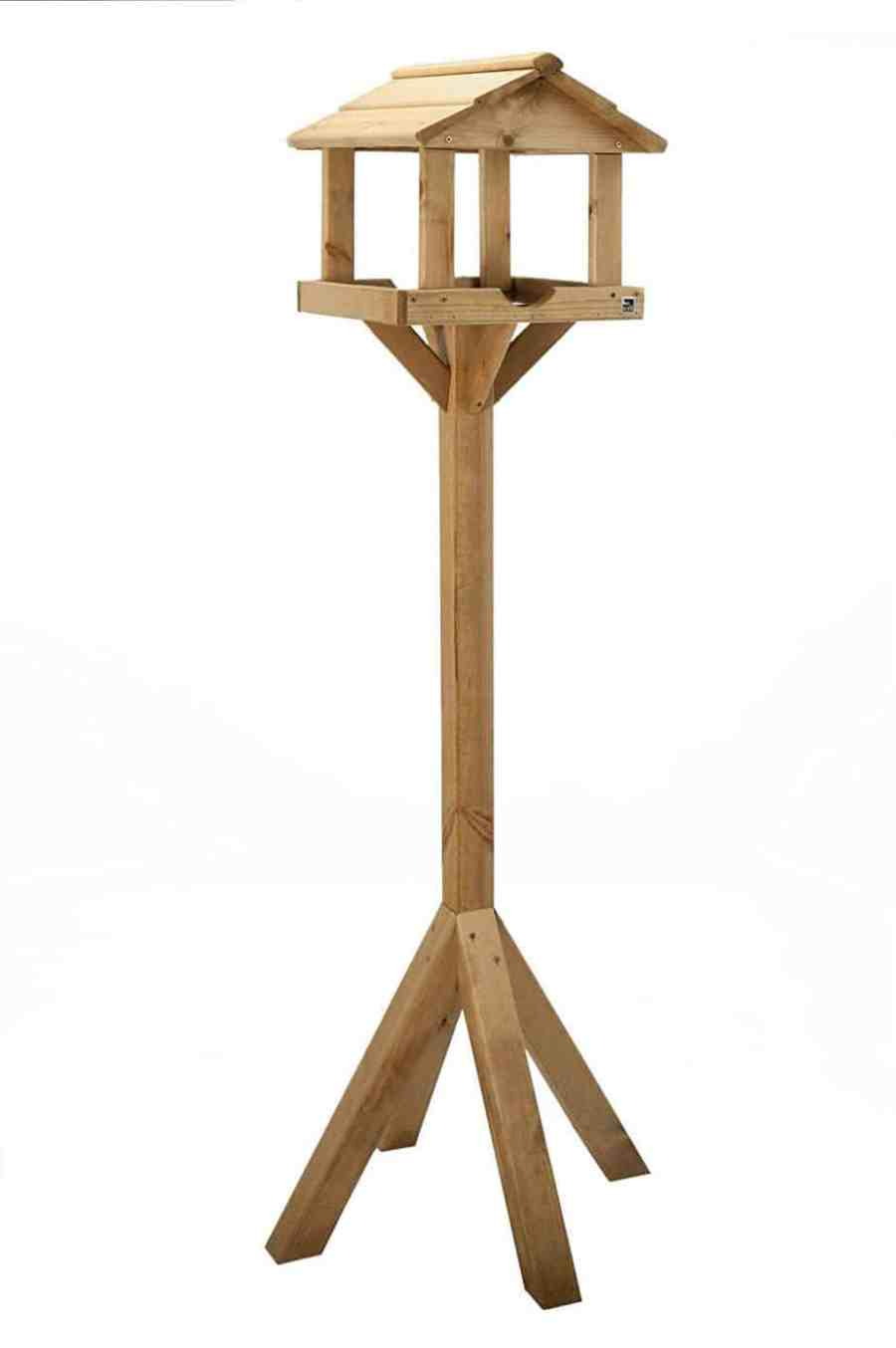 RSPB Gallery Bird Table Review