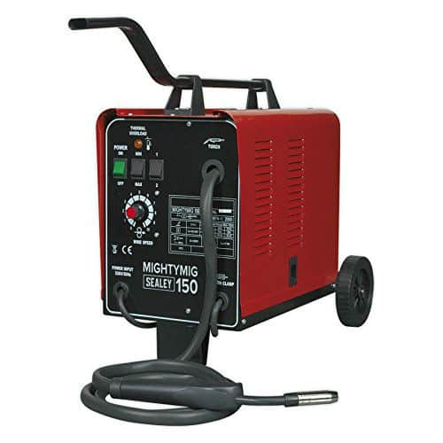 Sealey MIGHTYMIG150 230V 150A Professional MIG Welder Review