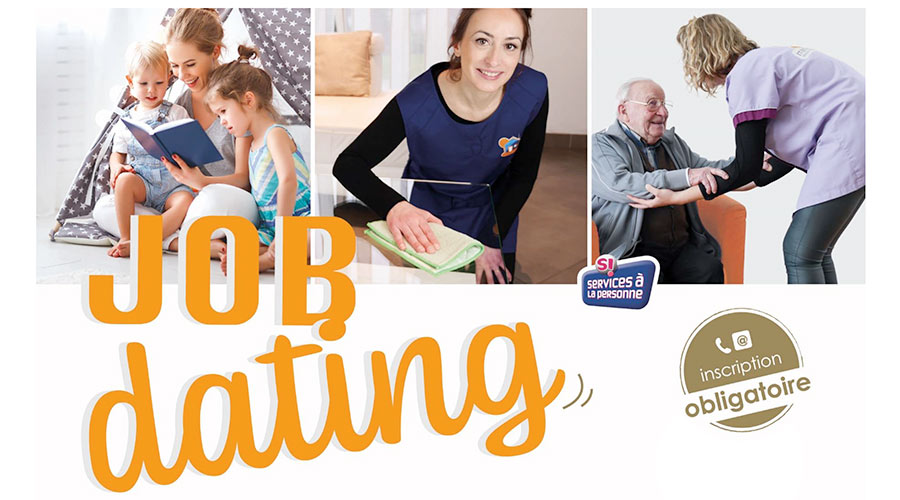 jobdating national multimarques des métiers des services à la personne