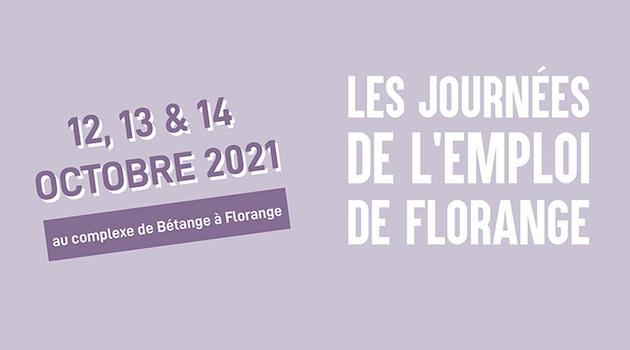 """évènement """"les journées de l'emploi"""" à Florange"""
