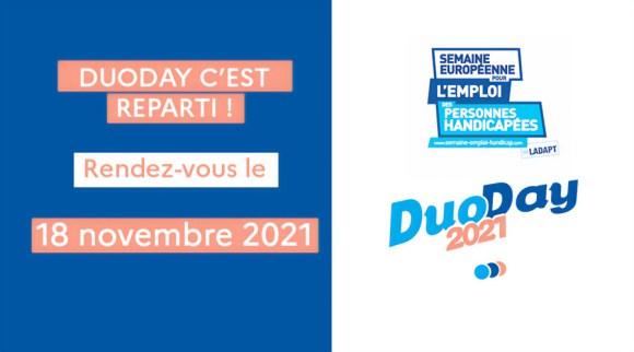 DuoDay 2021