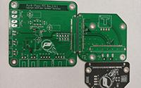 Pyr0-Piezo X-Motor Board