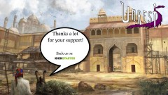 http://www.kickstarter.com/projects/698883673/unrest-an-unconventional-rpg-set-in-ancient-india/