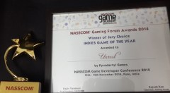 We're the NGF IGOTY!