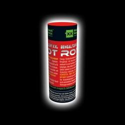 Bengaltopf Rot von Blackboxx Feuerwerk /Firework- Feuerwerk online kaufen im Pyrographics Feuerwerkshop
