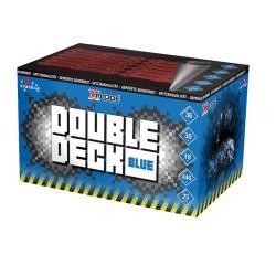 Xplode - Double Deck Blue, Silvesterfeuerwerk online kaufen by Pyrographics Feuerwerkshop